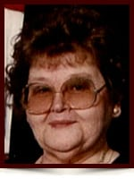 Audrey O'Neill (nee Steeves) – Trinity Funeral Home Ltd.