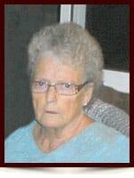 Mary Rachel Adam (nee Duchart)