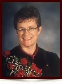 Sharon Ann Butterwick (nee Bakker)