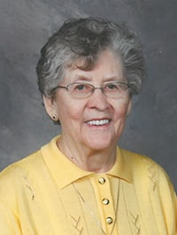 Mary Frances Milot (Glysinski)