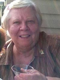 Caroline June Graham (nee Federko)