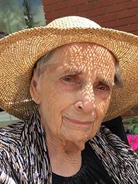 Ruby May Lampkin (Morris)