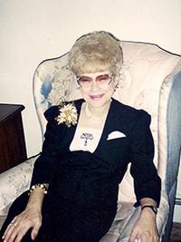 Astrid Lucille Pender (nee Bertelsen)