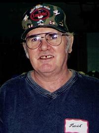 Patrick Thomas Johnston