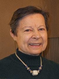 Louise Webster (née Woods)