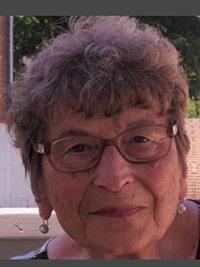 Vera Pagotto (Duchart) nee Werenka