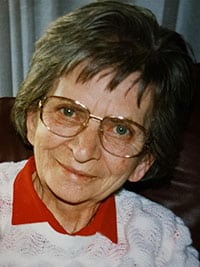 Edna Scherlotte Hintz