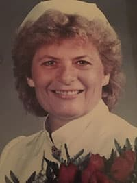 Mary Elizabeth (Betty) Platt