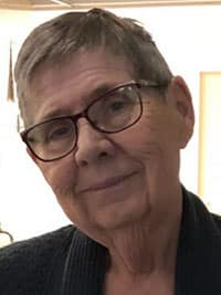 Sharon Shirley Lake (nee Smith)
