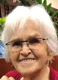 Elfriede Elisabeth Busse (née Werner)