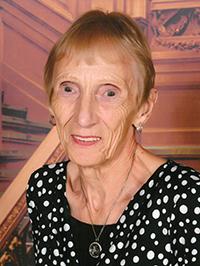 Marina Yvonne Glennie (Nee Holden)