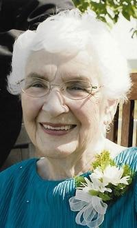 Ella Jean Symington Wilson ( née Leslie)