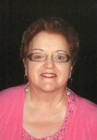 Lorraine Alice Tomchuk (nee Guenette)