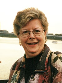 Doreen Forrest (nee McNeil)