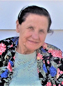 Kreszenzia (Zenzi) Mary Stadlwieser (nee Larcher)