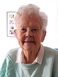 Mildred Genevieve Stevenson (nee Thompson)